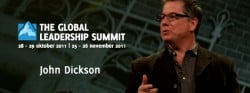 Global Leadership Summit 2011: John Dickson