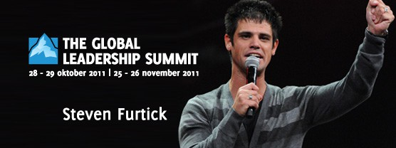 Steven Furtick op de Global Leadership Summit