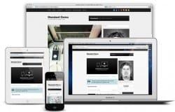Beste weblog thema voor WordPress, Standard 3