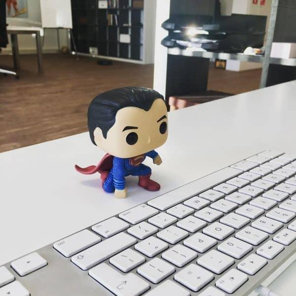 Nog meer versterking bij @pronamic ! 💪🏻 #superman