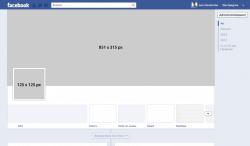 Facebook Timeline Template