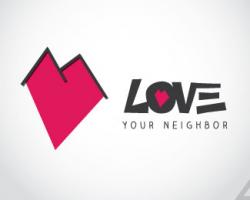 Love Your Neighbor Logotype